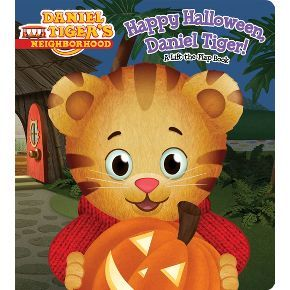 Happy Halloween, Daniel Tiger! by Angela C. Santomero, Jason Fruchter (Illustrator) (Board)