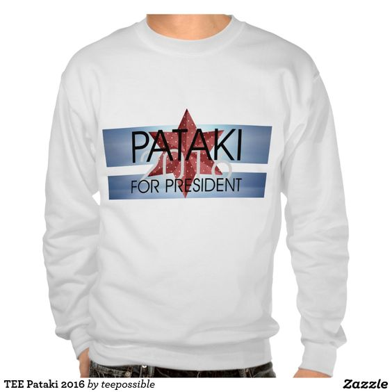 Patak for President 2016 Campaign T-Shirt