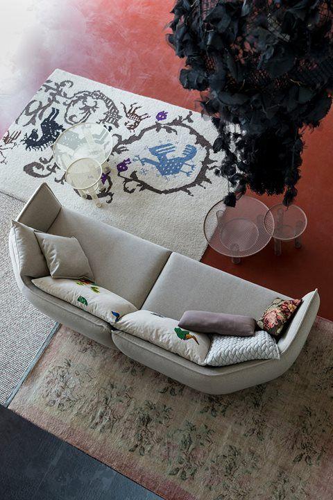 Italian Luxury Furniture Designer Furniture Singapore Da Vinci Lifestyle Unique Sofas Patricia Urquiola Design Milk