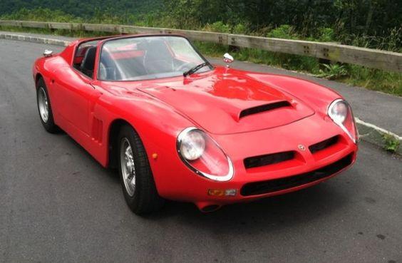 1971 Bizzarrini GT Targa