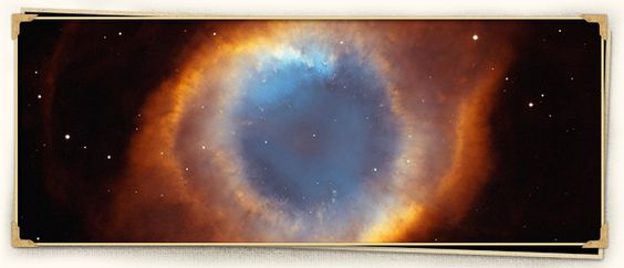 Gods Eye.....Helix Nebula...sometimes makes us wonder...is'nt it God himself who is trying to watch upon us everytime through such wondrous creations!