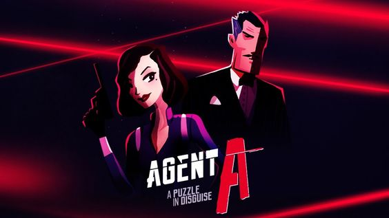 Agent A A Puzzle In Disguise Walkthrough Game Guide Disguise Chapter Retro Futuristic
