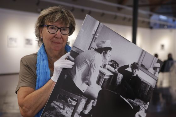 Una fotógrafa en la sombra   Cataluña   EL PAÍS