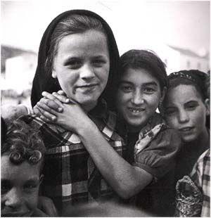 Nazaré vista por Stanley Kubrick, 1948