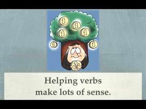Cycle 1, English Grammar: The Helping Verbs