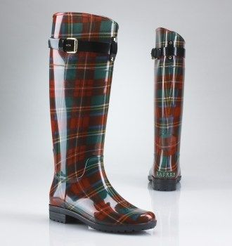 Finally, awesome rain boots