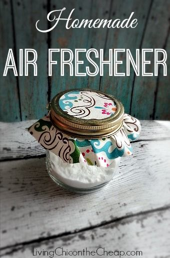 Homemade Air Freshener 5 Minute Project You Only Need 2 Ingredients To Make This So Much