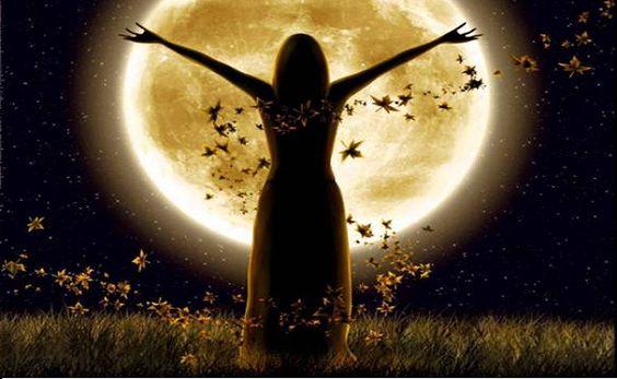 Horóscopo y energías : sábado 28 y domingo 29/08... de Luna llena, encuentros, magia y prosperidad.: