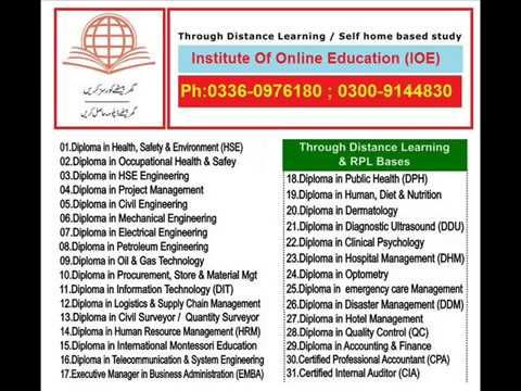 Online Education Management Distance Learning Engineering