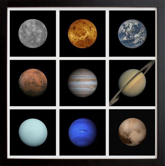 single planets - photo #38