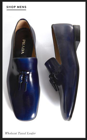 Prada loafers | amazing colour | #mensfashion
