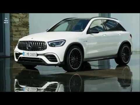 Novo Mercedes Benz Amg Glc 63s 4matic 2020 Exterior