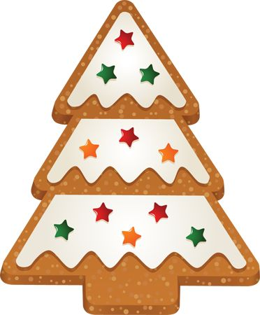 Clip Art Christmas Cookie Clip Art clip art of christmas tree 2 cookie trees free and cookie