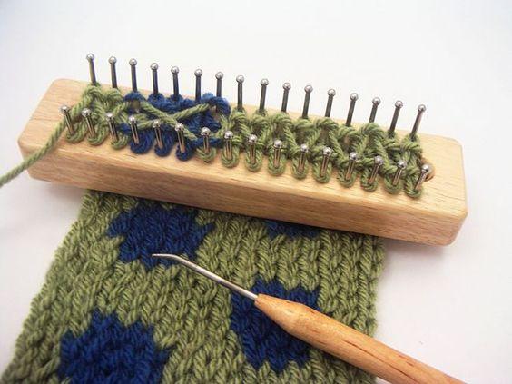Tadpole Knitting Board Yarns, Crochet and Knitting