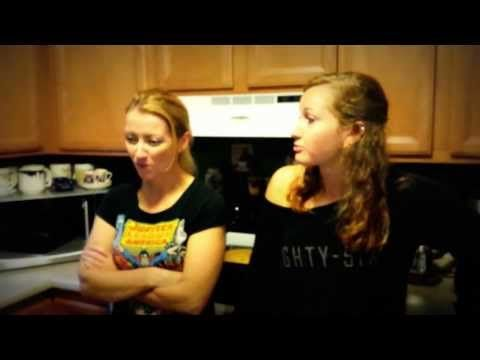 Mother/Daughter Eat World's Hottest Pepper - Trinidad Moruga Scorpion