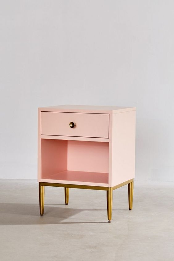 24 Small Nightstand Ideas In 2019 In 2020 Small Nightstand