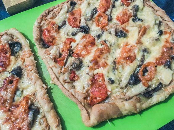 Ленивая пицца – быстро и вкусно!