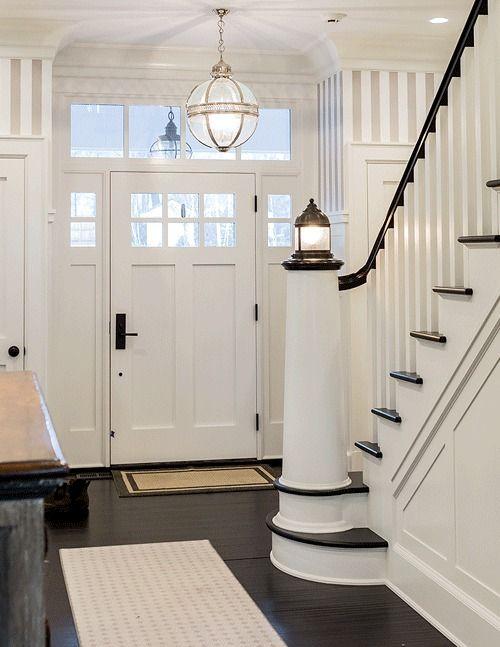 House Foyer Quiz : Entryway ideas and dark wood on pinterest