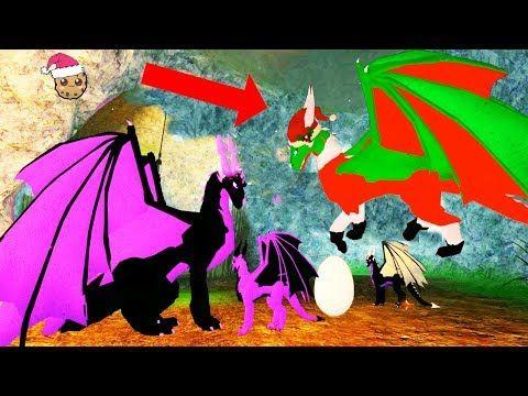Flying Elf Dragon Baby Dragons Life Roblox Christmas Holiday