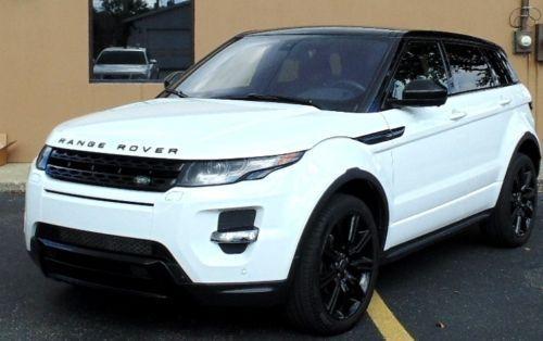 2014 Land Rover Evoque Ebony Luxury Cars Range Rover Dream Cars Range Rovers Range Rover Black