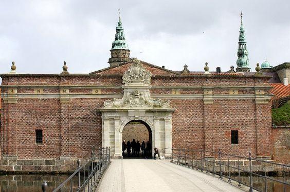 Kronborg Castle, Denmark: