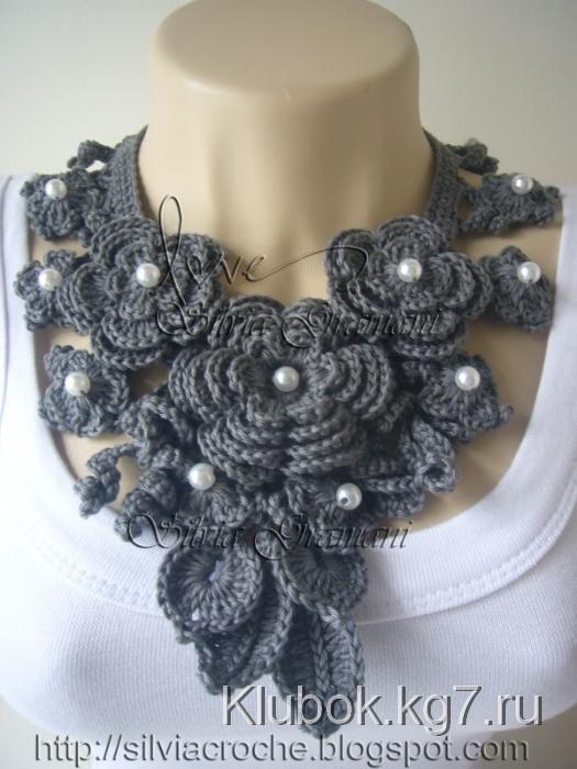 Gioielli maglia da Silvia Gramani. | Groviglio
