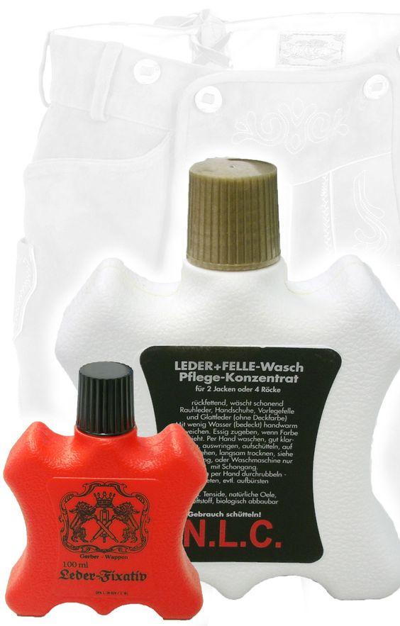 Stockerpoint Waschkonzentrat Rauh- und Glattleder Lederpflegemittel
