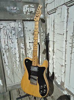 1976 Fender Telecaster Custom