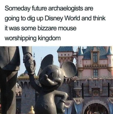 Disney will rule us