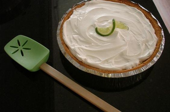 Easy Key Lime Pie | Key Lime Pie, Lime Pie and Key Lime
