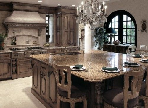Kleppinger Design Group, Inc.  Crystal Cabinetry  http://www.KleppingerDesign.com