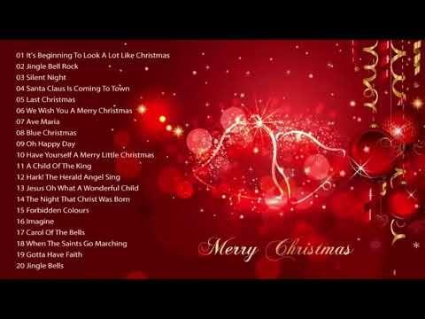 Canciones Navidenas En Ingles Musica De Navidad En Ingles 2019 Canciones De Navidad De Famosos Youtube Silent Night Little Christmas Good Music