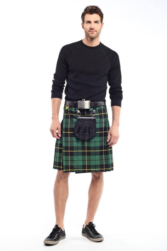 How to wear a kilt. #MensFashion #Kilts