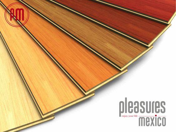 ¿Cómo es un piso laminado? PLEASURES MEXICO E IN LIVING te informan que este tipo de piso, han desarrollado productos de alta durabilidad, a un bajo costo y una gran variedad de colores y texturas que van desde los más claros como puede ser un color maple hasta tonos oscuros como un nogal. La principal ventaja que encontramos en esta línea es que son pisos económicos comparados con otros tipos de piso de. http://inliving.com.mx/