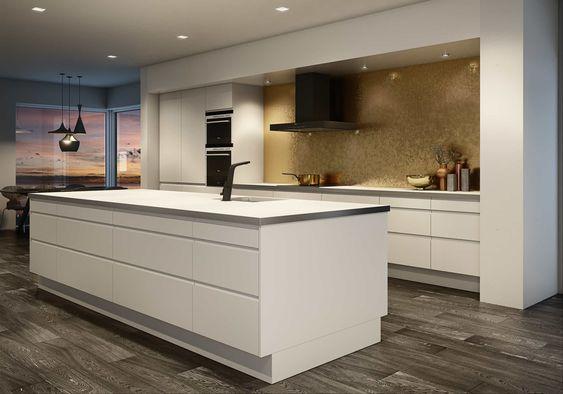 Sigdal kjøkken - Uno Løsninger Pinterest Kitchen pantries - küche mit weinkühlschrank