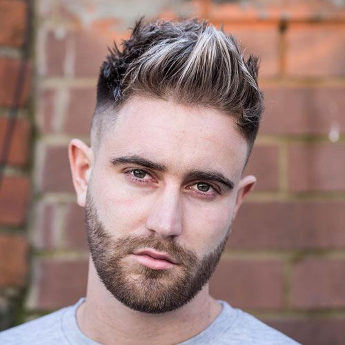 45 Best Spiky Hairstyles For Men 2020 Guide Men Hair Highlights Mens Hairstyles Undercut Cool Hairstyles For Men