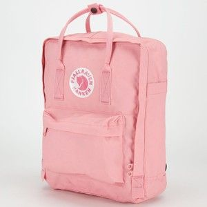 kanken backpack mini pink
