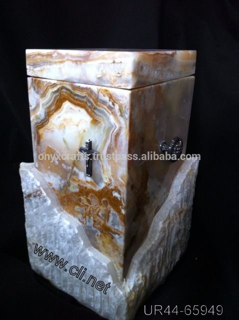 Source Multi Color Handcarved Onyx Funeral Urns in Low Price on m.alibaba.com