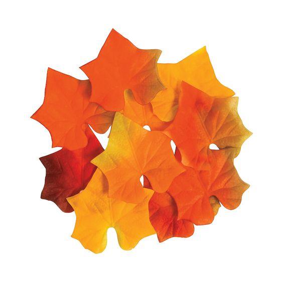 decor - Large+Fall+Leaves+-+OrientalTrading.com