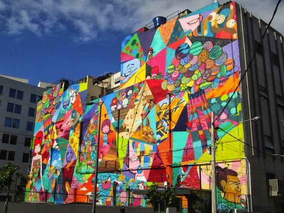 arte nas ruas rio - Pesquisa Google