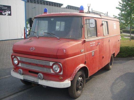 Oldtimer Angebot: Oldtimer Opel Blitz Feuerwehr, € 1.999,-, Benzin…