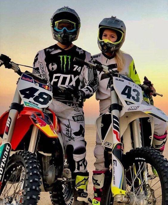 Weekend Adventures With Motorcycle Explore Wholesaleatv Com For Atvs Dirt Bikes Go Karts Utvs Dune Buggies Scoote Motocross Love Bike Couple Dirt Bike Couple