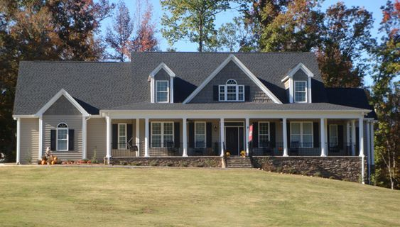 Brick house plans first story and brick houses on pinterest Brick home plans with wrap around porch