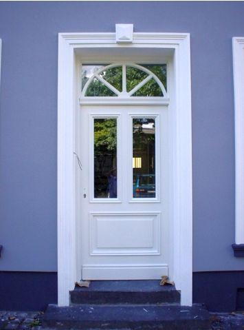 Haustüre nach Vorgaben gebaut.   Mehr dazu unter: http://thoren-holz.de/  #Türen #Haustüre #schönerwohnen