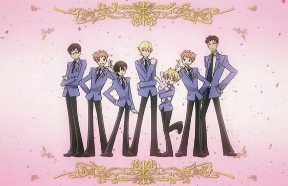 Characters | Ouran High School Host Club Wiki | FANDOM powered by Wikia