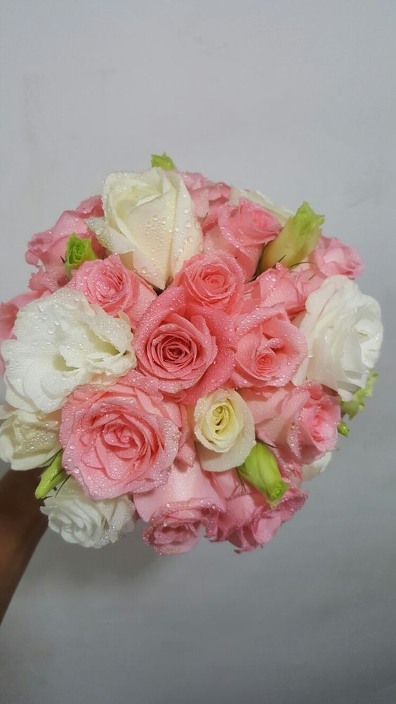 17 best fresh flower hand bouquet images on Pinterest | Bouquets ...