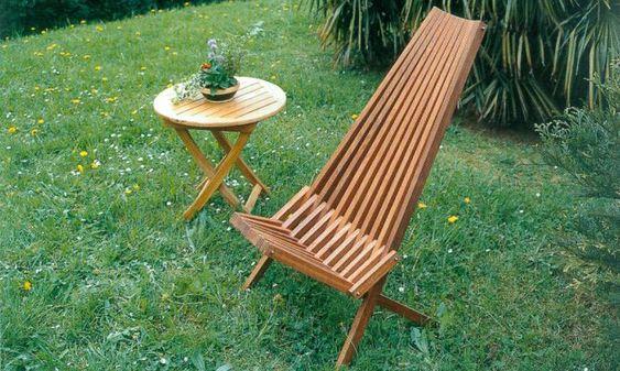 Como hacer esta linda silla !