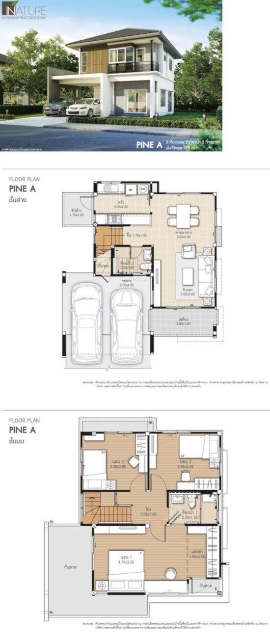 32 Desain Rumah Minimalis Inspiratif Plus Denah Dan Lyout Perabot 1000 Inspirasi Desain Arsitektur Teknologi Konstruksi Dan Kr Arsitektur Desain Rumah Rumah