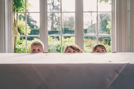 Greenway Hotel & Spa Wedding Photography Children's Photos