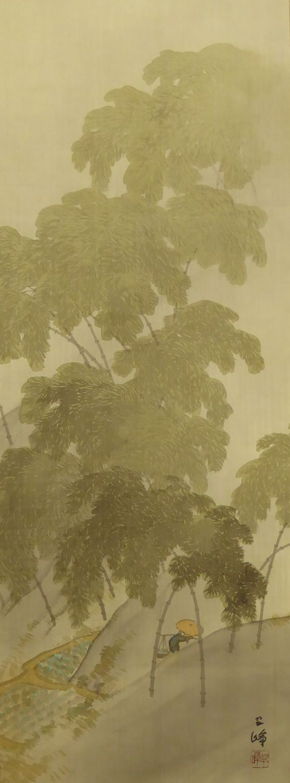 Suisho Nishiyama 西山翠嶂 (1879-1958).